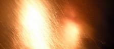 Feuerspektakel in Takayama