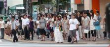 Kleider machen Leute - auch in Shibuya