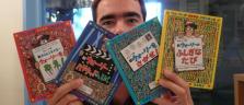 Kinderbücher ohne Grenzen: 'Wo ist Walter?' auf Japanisch