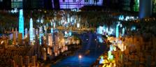 Shanghai-Miniature: die Shanghai Urban Planning Exhibition
